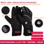 Waterproof Heated Gloves