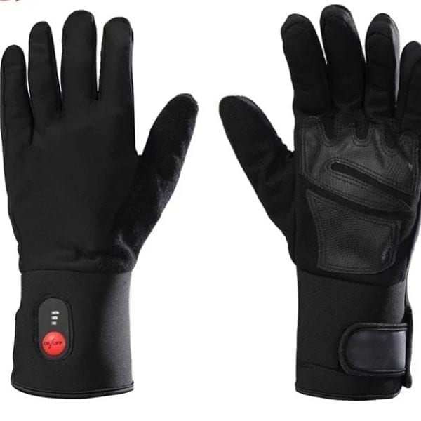 Heated Slim Gloves Main